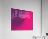 Abstract Purple & Blue Art  Acrylic Print
