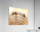 workers  Acrylic Print