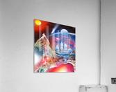 City 3  Acrylic Print
