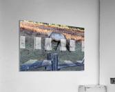 Bowing Elk  Acrylic Print