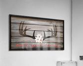 Love You Deerly  Acrylic Print