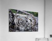 Flooded emotions  Acrylic Print