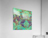 Abstract Marble I  Acrylic Print