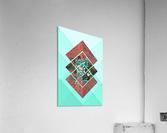 Geometric XX  Acrylic Print