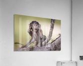 Hands-up  Acrylic Print