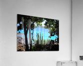 Tropical Waters 1  Acrylic Print