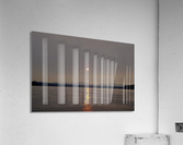 Setting Orb in view  Acrylic Print