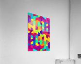 Pattern LXXX  Acrylic Print