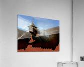 Cummington Bryant Barn  Acrylic Print