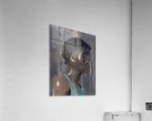 Whitney Plantation Slave Girl 5  Acrylic Print