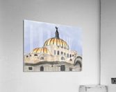 Mexico City Palacio Bellas Artes  Acrylic Print