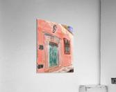 Mexico San Miguel de Allende Door 1  Acrylic Print