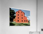 Hancock Shaker Village Laundry-Machine Shop  Acrylic Print