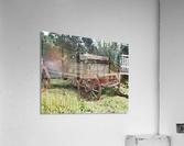 Cummington Wagon  Acrylic Print