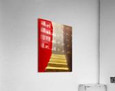 Mexico Oaxaca Stairway  Acrylic Print