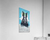 Angel Cat. Heather S.  Acrylic Print
