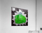 Hulk. Brandon C  Acrylic Print