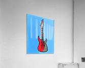 Rock N Roll. Glenn N.  Acrylic Print