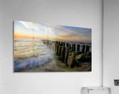 Lace sunset  Acrylic Print