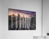 Gueirua Needles  Acrylic Print