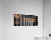 Between bridges  Acrylic Print