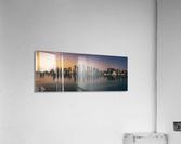 Doha reflections  Acrylic Print