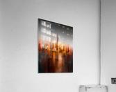 behind the window  Acrylic Print