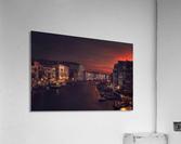 Gran canal  Acrylic Print