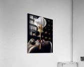 Flowers Garden I  Acrylic Print
