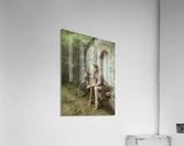 The wall game  Acrylic Print