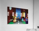 4 Krzysztof Grzondziel  Acrylic Print