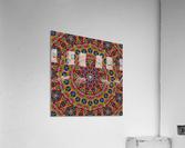 Cherga Mandala I  Acrylic Print