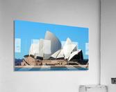CitySydney3  Acrylic Print