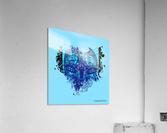 pix_lab_322  Acrylic Print