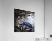 Wrecked  Acrylic Print