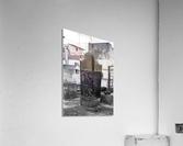 Fu Bidone  Acrylic Print