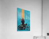 caferacer  Acrylic Print