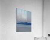 Evening at Transfer Beach  Acrylic Print