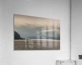 Alberni fog  Acrylic Print