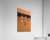 The paddleboarder  Impression acrylique
