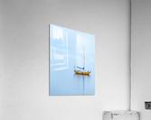 Where the ocean meets the sky  Impression acrylique