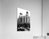 Calle de Alcalá  Madrid  Acrylic Print