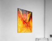 Phoenix bird  Acrylic Print