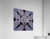 Twisted Mint Madness  Acrylic Print
