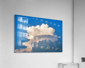 Atomic Cloud  Acrylic Print