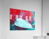 Hot Planet. Diane D  Acrylic Print
