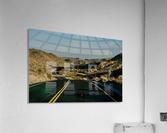 Joshua Tree Road  Impression acrylique