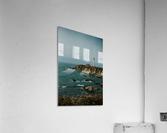 Point Arena Lighthouse California  Impression acrylique