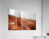 Bryce Canyon Utah  Impression acrylique