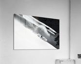 Cloud of Snow  Acrylic Print